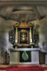 2008 04 28 kirche in lindenberg 15