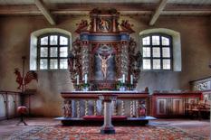 2008 04 28 kirche in lindenberg 17